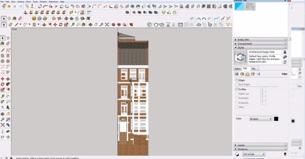 sketchup-elevacion-ed-bordes