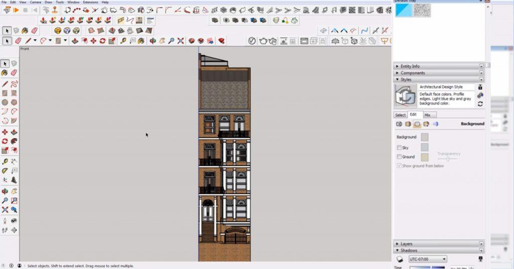 elevacio-2d-sketchup-edicion