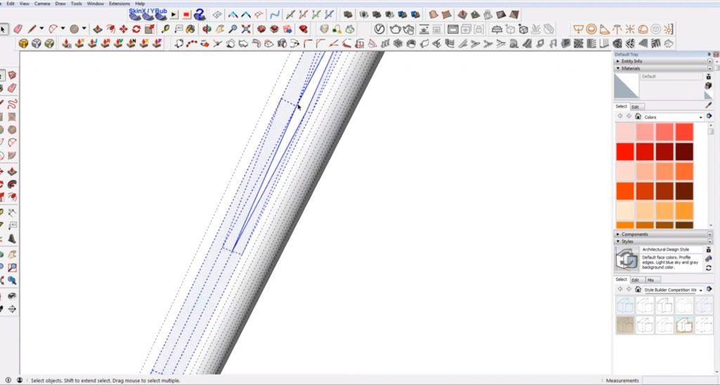 edit STL files to close faces